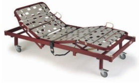 Electric Articulated Bed to Hire