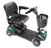 Hire Mobilityscooter Veo in Malaga