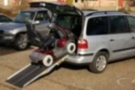 Rampa para vehiculo en venta