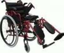 Wheelchair with FootLegrest to Hire