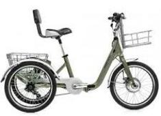 Electric Tricycle to Hire
